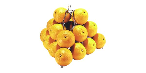 Stojan na ovoce Pyramid