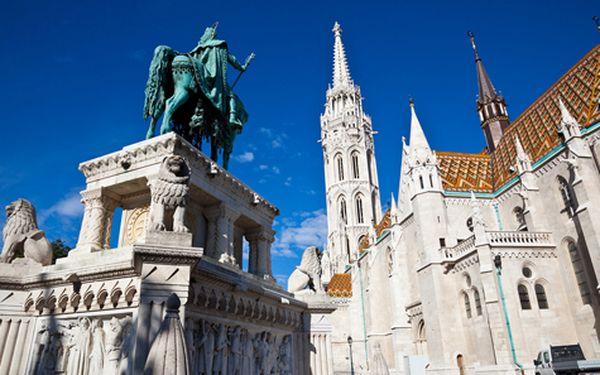 Léto plné luxusu v Budapešti pro DVA s wellness