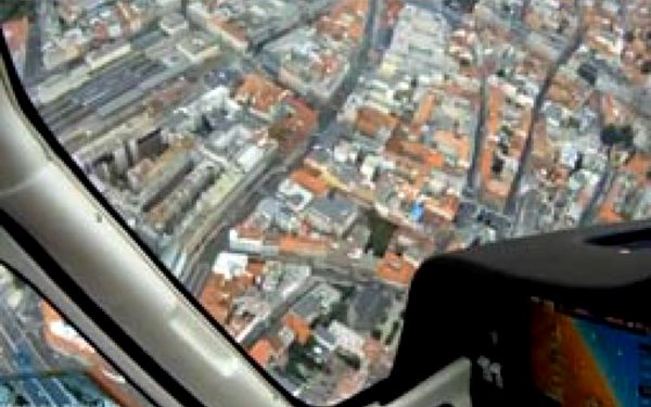Let nad Prahou 30 minut pro 1 osobu