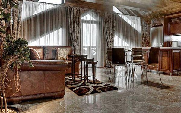 Luxusní ubytování v Tatrách