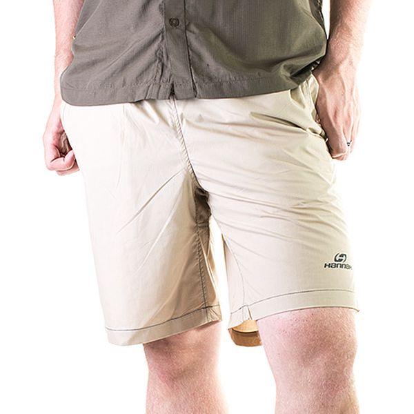Béžové šortky Track