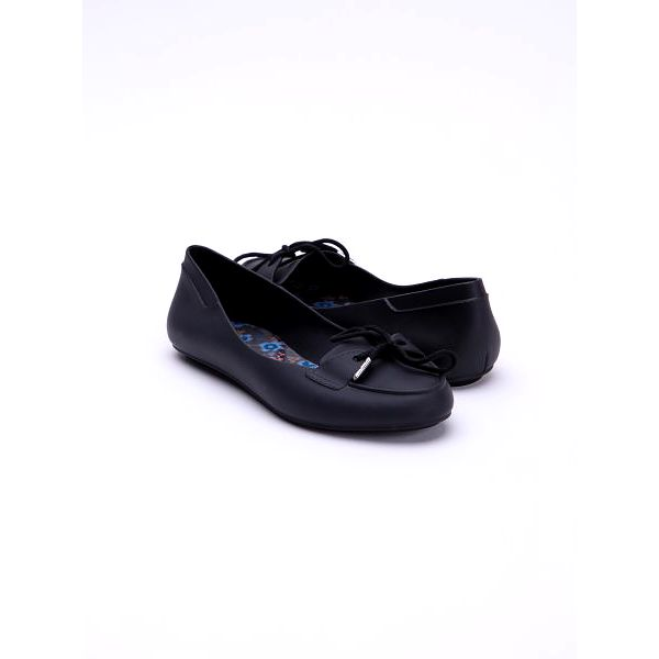 Moderní dámské baleríny Mel Plum_01003, černá