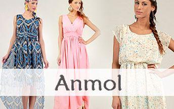 Nápadité letní šaty Anmol – včetně nadměrných velikostí
