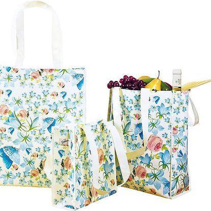 Textilní tašky na nákup