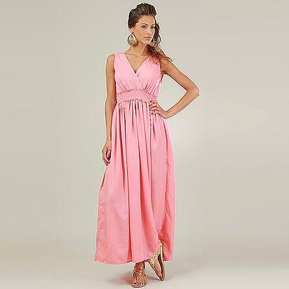 Korálové šaty Diana