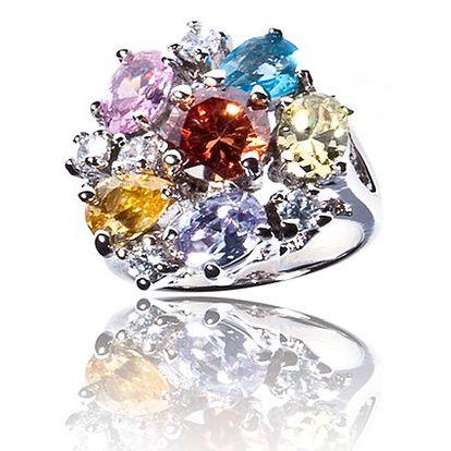 Dámský prsten Bague a Dames model 5
