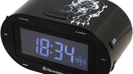 Radiobudík s moderním designem Roadstar CLR-2750/TIG - II. jakost