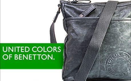 Pánské tašky přes rameno Benetton z kolekce 2013