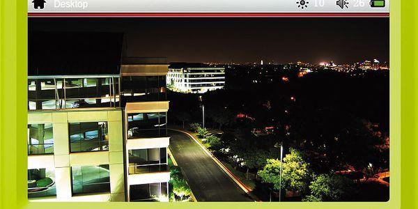 Multimediální mp5 přehrávač sencor spv 4430 daze (funky green) - ii. Jakost