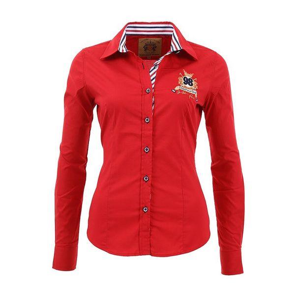 Dámská košile Carisma červená