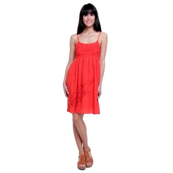 Dámské šaty Calao červené