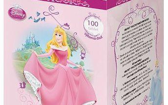 Simply you Disney Multivitamin Princess 100tbl+svítící prsten
