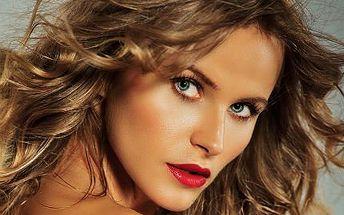 Pernamentní make-up obočí, horních či dolních linek nebo rtů