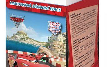 Simply you Disney Multivitamin Cars2 tbl.100 + stopky