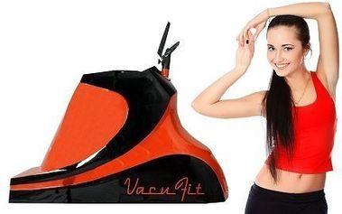 10x Vacufit a 10x Vibra plate, 1 lekce s trenérem!