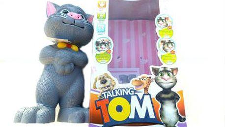 Mluvící kocour Tom pro nejmenší včetně poštovného!