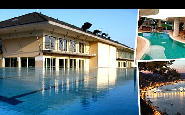 Luxusní 4* WELLNESS nedaleko BUDAPEŠTI se slevou až 37 % pro DVA: Prožijte 5 dní v malebném ZSÁMBÉKU, pouhých 30 km od metropole MAĎARSKA, s ubytováním ve špičkovém hotelu ESPA včetně POLOPENZE a FREE vstupu do hotelových lázní + další atraktivní BONUSY.