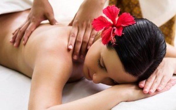 60minutová masáž LOMI – LOMI! Zrelaxujte své tělo i duši. Úžasný dárek.