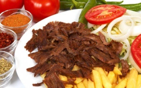 ZORBAS - TRADIČNÍ ŘECKÁ JÍDLA dle vašeho výběru + 3 druhy 5* Metaxy ve vyhlášené řecké restauraci přímo u Václavského nám!...