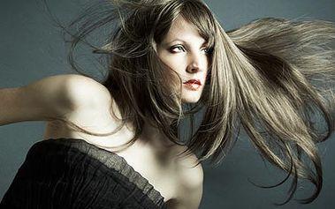 Prodloužení a zhuštění vlasů 10 pramínky přírodníc...