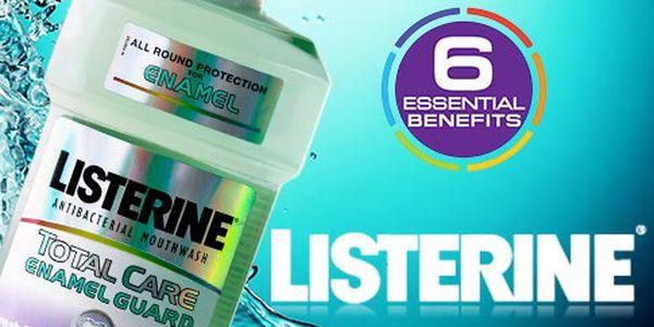Ústní voda Listerine Enamel Guard 750 ml