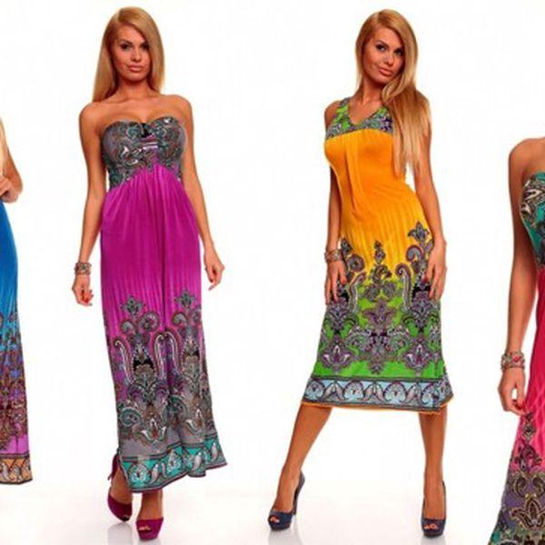 Dámské šaty 2013
