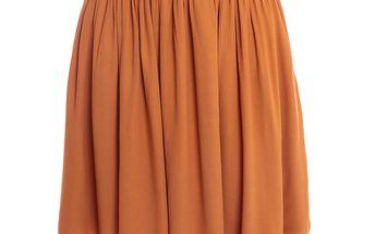 Dámská béžová sukně 2two