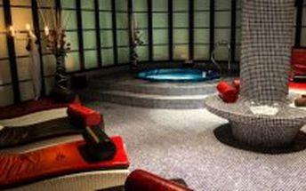 3 denní relaxační víkendový pobyt s aquaparkem a relaxačními procedurami