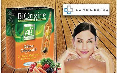 Detoxikujte své tělo silou přírody a v biokvalitě! Tento doplněk stravy je plný vitamínů a minerálů, který vám vlije energii do žil a posílí organismus při boji s nemocemi.