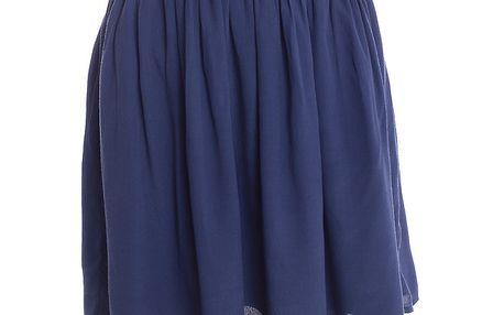 Dámská modrá sukně 2two