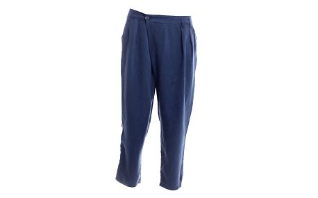 Dámské modré chinos kalhoty 2two