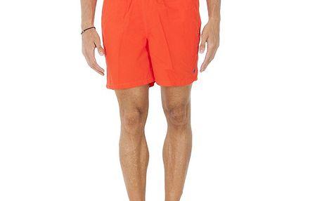 Pánské červené plavkové trenýrky Ralph Lauren