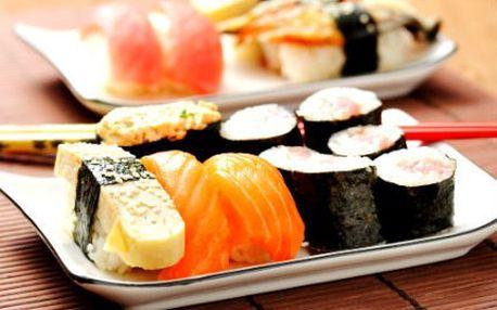 2,5hodinový Sushi kurz přímo od mistra
