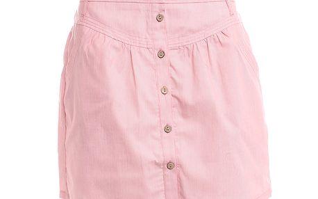 Dámská ružová sukně s propínáním 2two