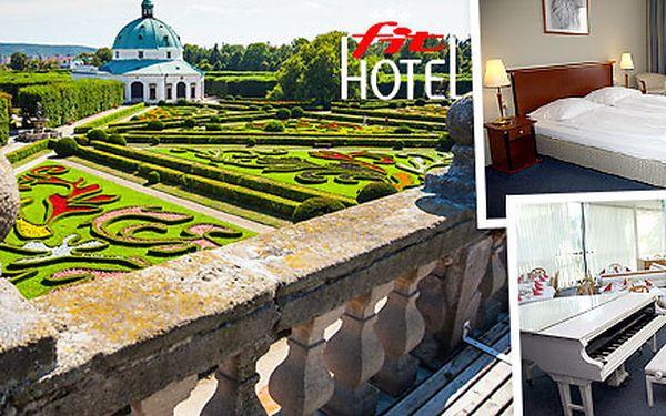 3 dny v Přerově i s návštěvou Kroměřížského zámku