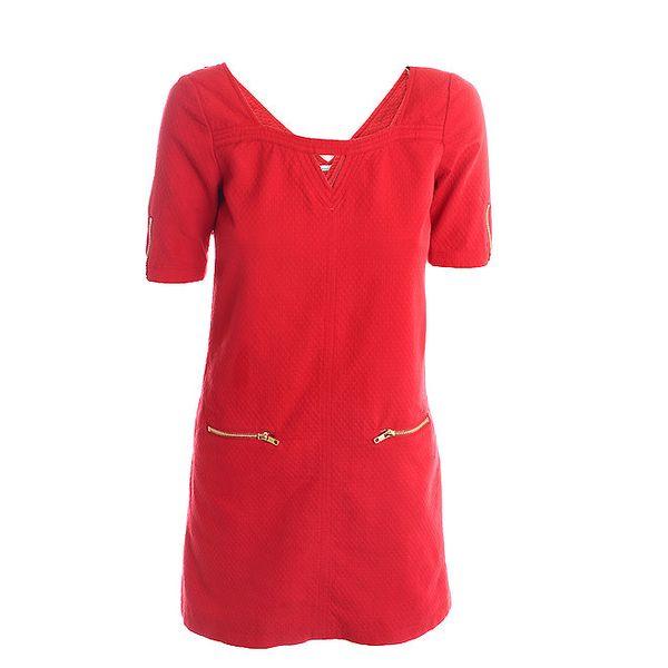 Dámské červené šaty 2two