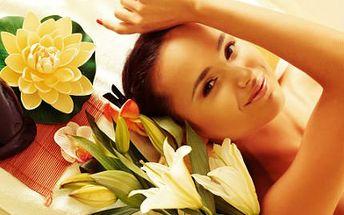 Nadupaný Beauty day: masáže, kosmetika, prodloužení řas!