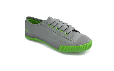 Šedo-zelené tenisky Shulong