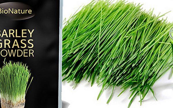 BIO Zelený Ječmen 200 g - doplněk stravy