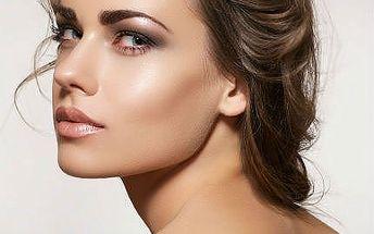 Diamantová mikrodermabraze pro mladší pokožku bez vrásek.
