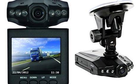 Minikamera do auta s nočním viděním včetně poštovného!
