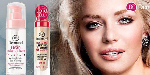 Make-up a podkladová báze Dermacol Botocell