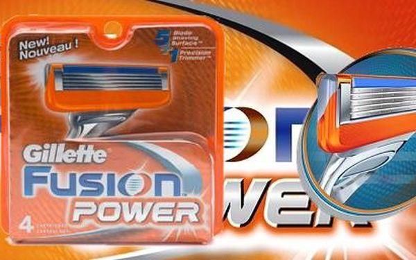 269 Kč Gillette Fusion Power. 4 kusy náhradních břitů! Dokonale hladká pleť díky 5 břitům s patentovaným povrchem ostřím! Perfektní oholení bez podráždění pokožky za cenu, kterou jen tak nenajdete.