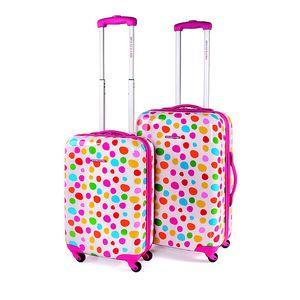 Set puntíkatých kufrů Agatha Ruiz de la Prada