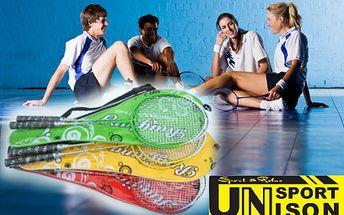 Badmintonová souprava za 169 Kč!