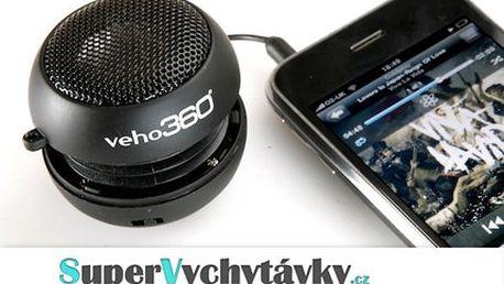 Dobíjecí Pop reproduktor pro mobil i MP3 i s poštovným!