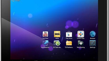 """Multimediální tablet Sencor ELEMENT s 8"""" dotykovou obrazovkou"""