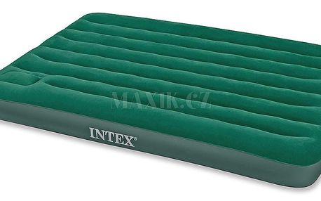 Nafukovací postel QUEEN Downy Bed Intex 66929. Skvělé do pokoje pro hosty nebo na kempování