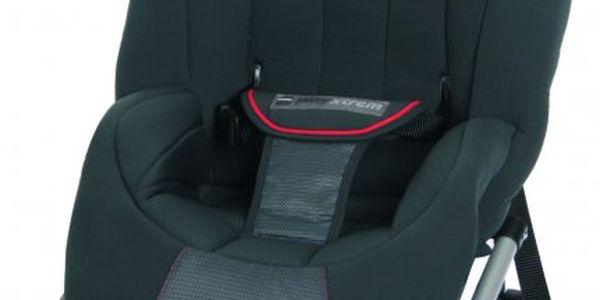Casualplay Houpací křesílko Play Baby - s polohovatelnou opěrkou zad pro maximální odpočinek