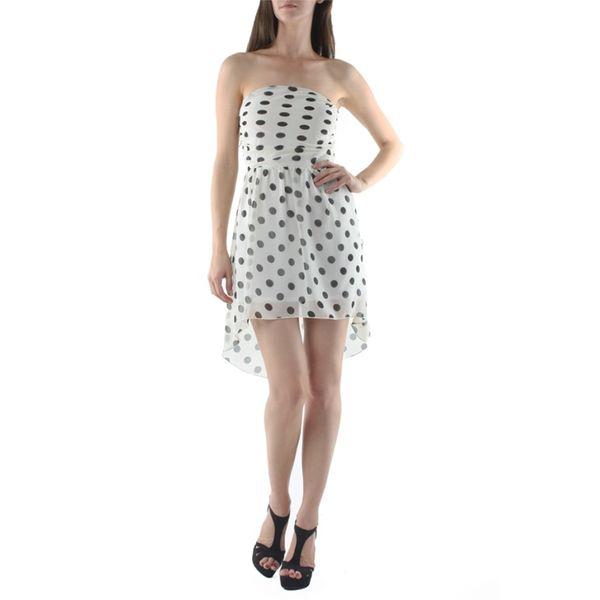 Dámské šaty fifilles de paris azur bílo-černé